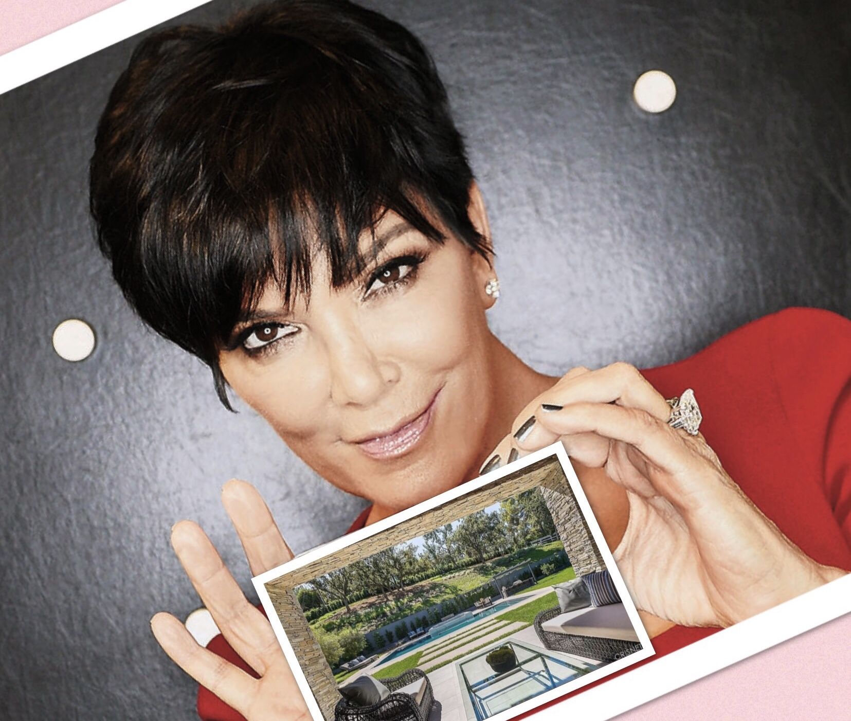 Sneak Peek Inside Kris Jenner\u0027s New $9.9 Million Dollar Home ...